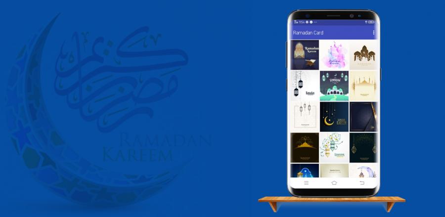 Kartu Ucapan Ramadhan - Ramadan Card